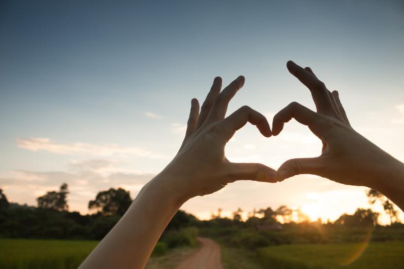 הכרת תודה כגישה לחיים מאושרים