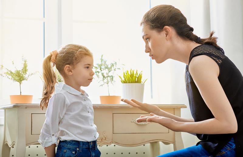 לגדל ילדים בלי עונשים