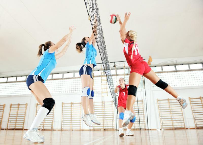 כדור רשת - כדורשת נשים