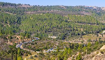 טיולי שביל ישראל | קבוצת ארבל - מקטע 14