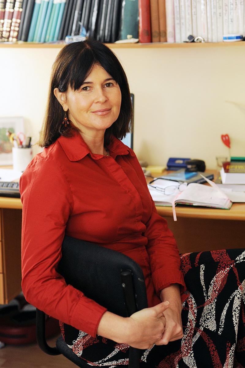 מפגש עם הסופרת יוכי ברנדס