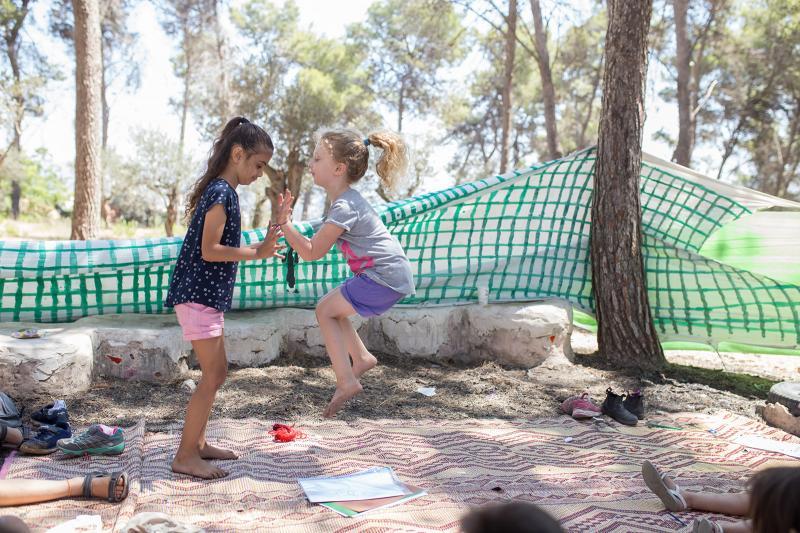 מועדון הילדים לגילאי 6-10 ללא הורים.