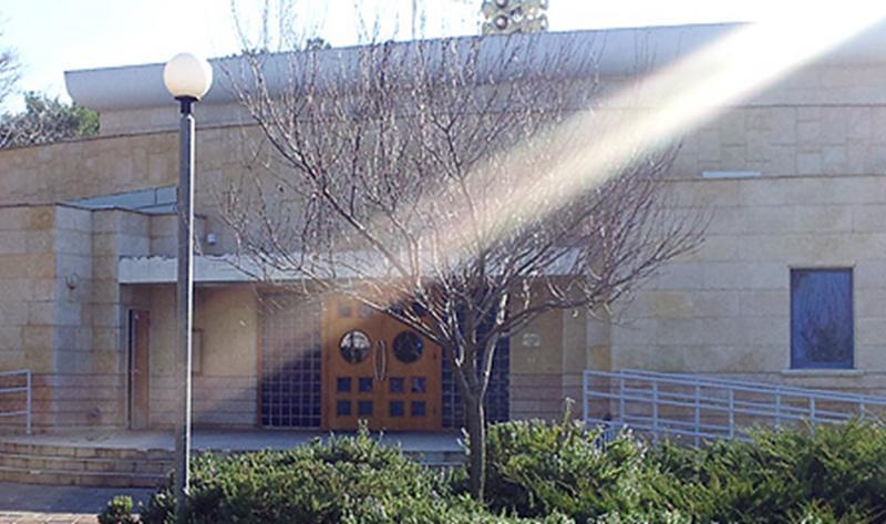 ראש השנה - בית הכנסת המרכזי