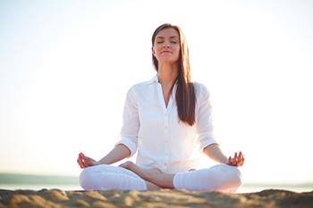 פתיחת קורס מדיטציה בודהיסטית